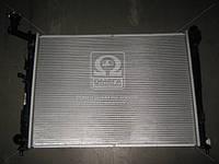Радиатор охлаждения двигателя (производство Hyundai-KIA ), код запчасти: 253102H000