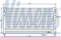 Конденсатор кондиционера ROVER (производство Nissens ), код запчасти: 94362