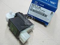Мотор омывателя лобового стекла (производство Hyundai-KIA ), код запчасти: 985102L100