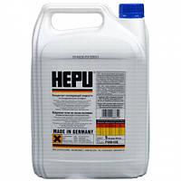 HEPU P999-005 синий Антифриз 5л