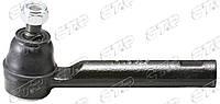 Наконечник рулевой тяги subaru outback 88-09 forester s10 s11 s12 96-12 outer l r (производство Ctr ), код запчасти: CESU8
