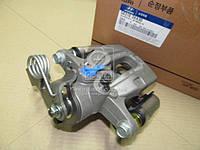 Суппорт тормозной задний левый (производство Hyundai-KIA ), код запчасти: 583103XA30