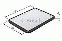 Фильтр салона Mercedes SPRINTER (производство Bosch ), код запчасти: 1987432043