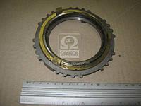 Кольцо синхронизатора блокир. ГАЗ 33104 ВАЛДАЙ 2-3 пер. (из 3х частей) (производство GAZ ), код запчасти: 33104-1701178