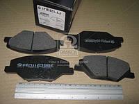 Колодка тормозная VW POLO передн. (производство DAfmi ), код запчасти: D399E