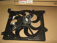 Вентилятор охлаждения двигателя в сборе (производство Hyundai-KIA ), код запчасти: 253802F000