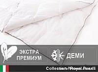 Одеяло пуховое Royal кассетное Деми 33 110х140 см