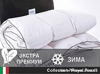 Одеяло пуховое Royal кассетное Зимнее 36 110х140 см