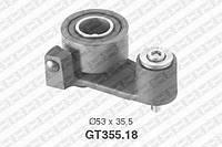 Натяжной ролик, ремень ГРМ Renault 7439135036 (производство NTN-SNR ), код запчасти: GT355.18
