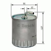 Фильтр топливный дизель Mercedes W203, W163 (производство Bosch ), код запчасти: 1457434416