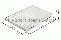 Фильтр салона Ford Focus угольный (производство Bosch ), код запчасти: 1987432345
