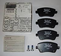 Колодки тормозные передние dacia/renault/nissan logan/dokker/duster/lodgy/clio/kangoo/micra/note (производство RENAULT ), код запчасти: 410608481R