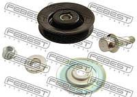 Ролик натяжителя ремня кондиционера (производство Febest ), код запчасти: 0187KR42