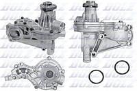 Водяний насос audi a4 a6 cabriolet/ vw passat (3b2) variant (3b5) (производство Dolz ), код запчасти: A184