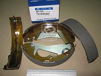 Колодки тормозные барабанные (производство Hyundai-KIA ), код запчасти: 583054AA00