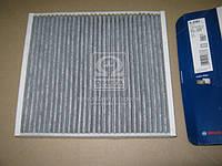 Фильтр салона seat ibiza v; skoda fabia ii; vw polo v угольн. (производство Bosch ), код запчасти: 1987435502