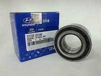 Подшипник ступицы передней (производство Hyundai-KIA ), код запчасти: 517202D100