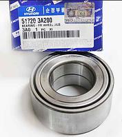 Подшипник ступицы передней (производство Hyundai-KIA ), код запчасти: 517203A200