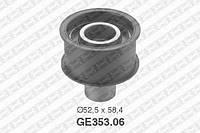 Ролик натяжителя Opel 636418 (производство NTN-SNR ), код запчасти: GE353.06