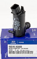 Насос омывателя стекла (производство Hyundai-KIA ), код запчасти: 985102G000