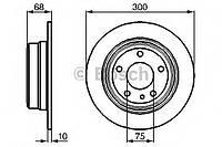 Гальмівний диск bmw e32 730 r (производство Bosch ), код запчасти: 0986478323