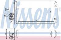 Радиатор печки Peugeot (производство Nissens ), код запчасти: 72936