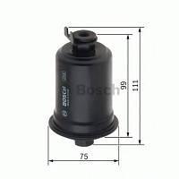Фильтр топливный Honda (производство Bosch ), код запчасти: 0450905916