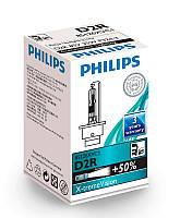 Ксеноновая лампа Philips X-treme Vision D2R (картон)