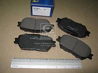 Колодка тормозная Toyota Camry 2.0VVT-I, 2.4VVT-I TS, 3.0 V6 01- передн. (производство Sangsin brake ), код запчасти: SP2037
