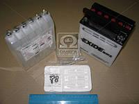 Аккумулятор 12Ah-12v Exide (EB12A-A) (134х80х160) L, EN165 (производство EXIDE ), код запчасти: EB12A-A