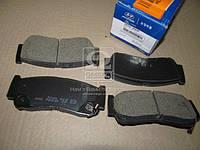 Тормозные колодки задние (производство Hyundai-KIA ), код запчасти: 583022BA40