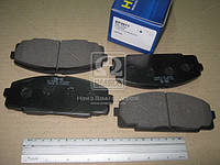 Колодка тормозная Toyota DYNA,HIACE, 2.4D,2.5D-4D 16V 99.07- передн. (производство Sangsin brake ), код запчасти: SP2077