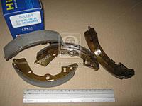 Колодка тормозная барабанная Kia PICANTO 05- задн. (производство Sangsin brake ), код запчасти: SA154