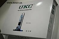 Комплект биксеноновых ламп с разжигателями UKC H7 6000К