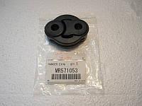 Кронштейн подвески глушителя (производство MITSUBISHI ), код запчасти: MR571053