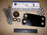 Ремкомплект серьги рессоры ГАЗЕЛЬ (на одну рессору) (производство GAZ ), код запчасти: 3302-2902464-50