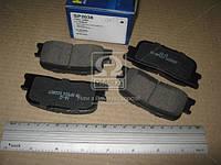 Колодка торм. toyota camry 2.0vvt-i, 2.4vvt-i ts, 3.0 v6 01-  chery elara задн. (производство Sangsin brake ), код запчасти: SP2038
