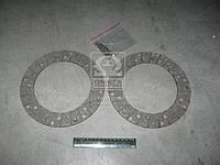Ремкомплект диска ведомого сцепления ГАЗЕЛЬ 330242 (производство GAZ ), код запчасти: 330242-1601800