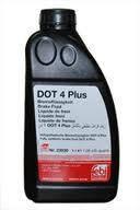 Жидкость тормозная FEBI DOT 4 Plus (Канистра 1л) (производство Febi ), код запчасти: 23930