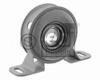 Опора вала карданного (подвесной подшипник) Ford Transit (91-00, 00-) (производство Febi ), код запчасти: 18300