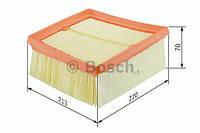 Фильтр воздушный seat; skoda; vw (производство Bosch ), код запчасти: 1457433575