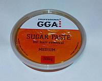Паста для шугаринга средняя GGA, 300г