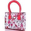 Красивая женская сумка из качественного кожезаменителя ANNA&LI (АННА И ЛИ) TUP14331-1 (розовый)