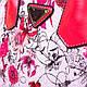 Красивая женская сумка из качественного кожезаменителя ANNA&LI (АННА И ЛИ) TUP14331-1 (розовый), фото 8