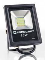 Светодиодный прожектор 10W PROFESSIONAL серия SMD 6400K