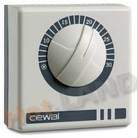 Cewal RQ 01 (Италия) комнатный термостат, терморегулятор механический