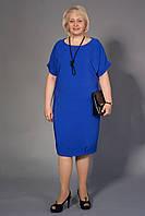 Яркое нарядное женское платье. Размер: 54,56,58,60