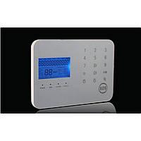 Комплект беспроводной охранной GSM сигнализации AS-49W белая
