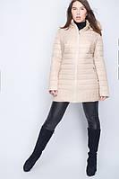 Большая модная женская куртка