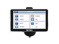 GPS навигатор Tenex 60 M HD